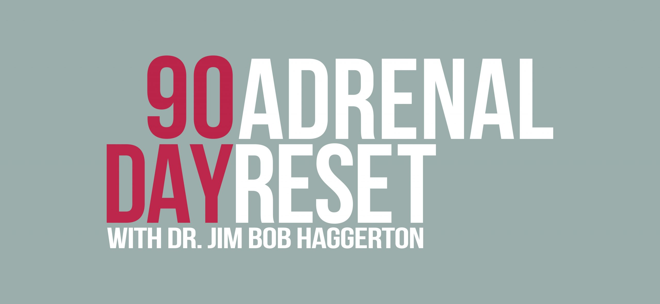 90 Day Adrenal Reset