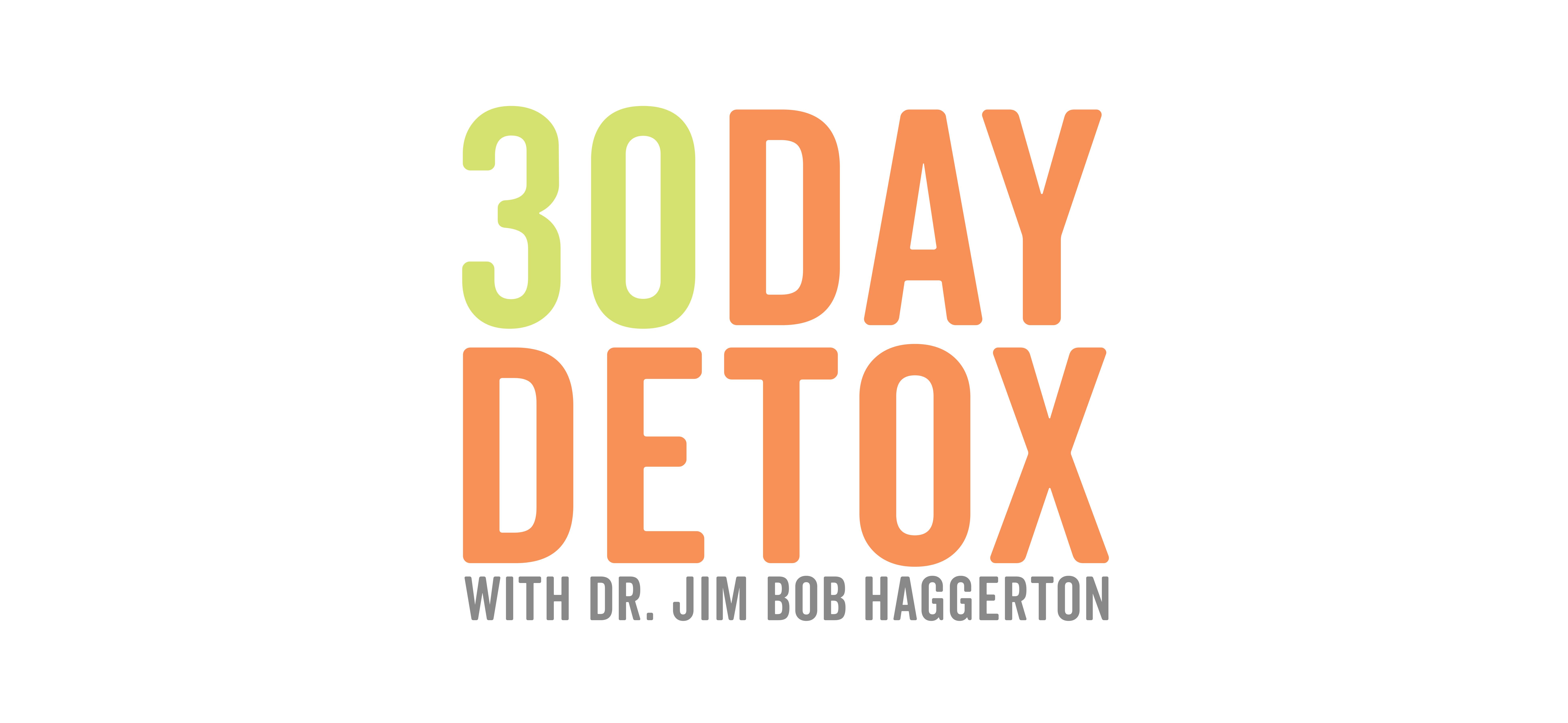 30 Day Detox