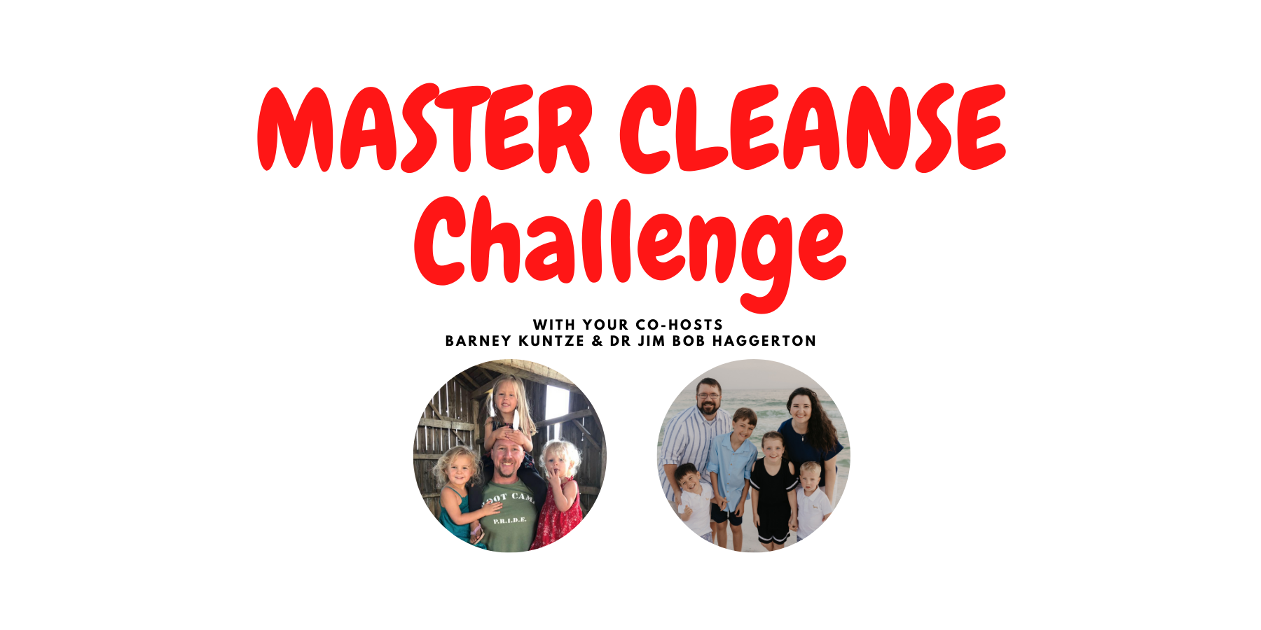 The Master Cleanse Challenge