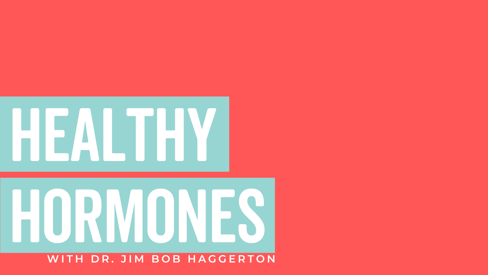 Healthy Hormones Program